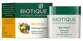 Biotique Bio Fruit Whitening Lip Balm Бальзам для губ