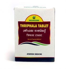 TRIPHALA Tablet, Nagarjuna (ТРИФАЛА, Нагарджуна), 100 таб.