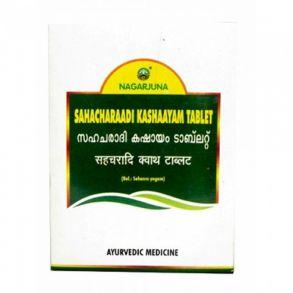 Sahacharadi Kashayam таблетки Nagarjuna