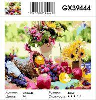 Картина по номерам на подрамнике GX39444
