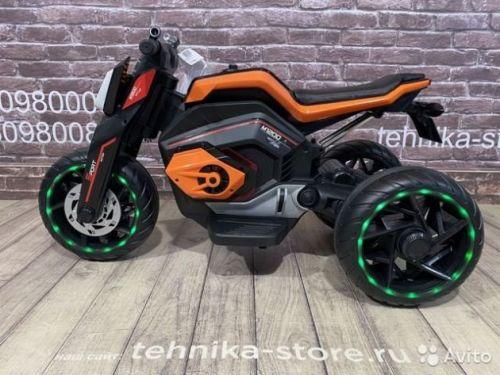 Мотоцикл X222XX гарантия 6 месяцев