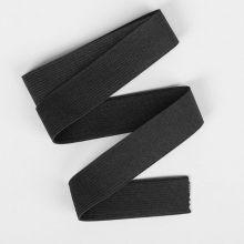 Резинка бельевая ШИРОКАЯ черная