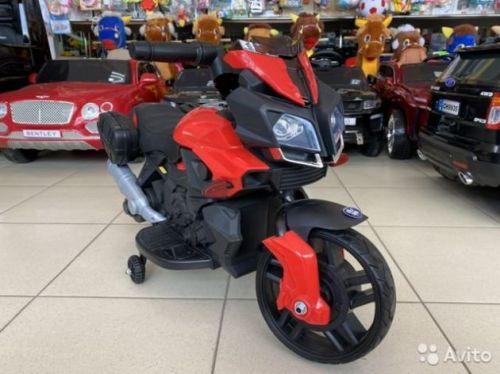 Электромотоцикл BMW гарантия 1 год