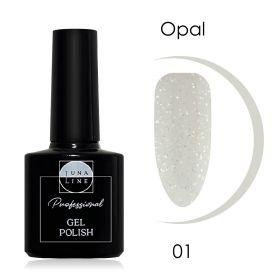 Гель-лак LunaLine — Opal 01 (10 мл)