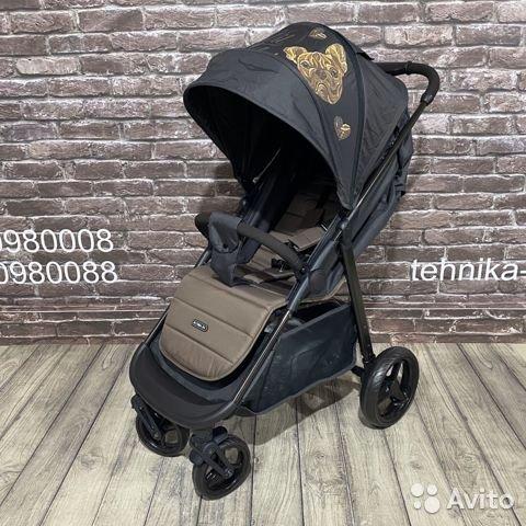 Прогулочная коляска Happy Baby Ultima V2 X4