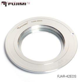Кольцо переходное Fujimi M42 на Canon EOS (FJAR-42EOS)