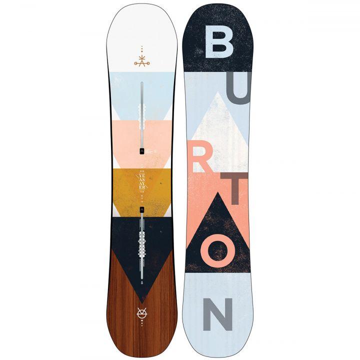Сноуборд BURTON YEASAYER