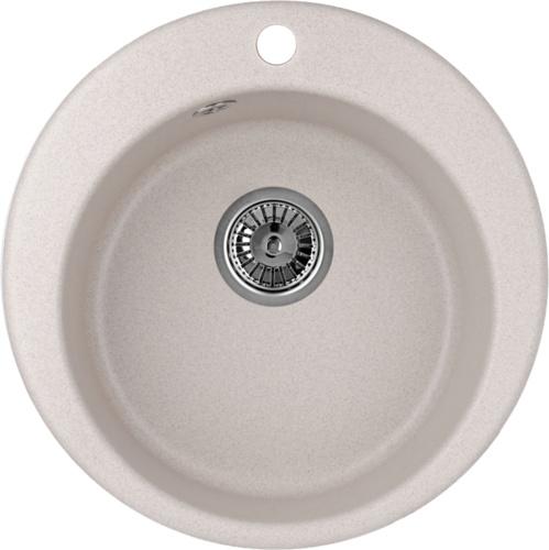 Врезная кухонная мойка Granula 4801 47.5х47.5см