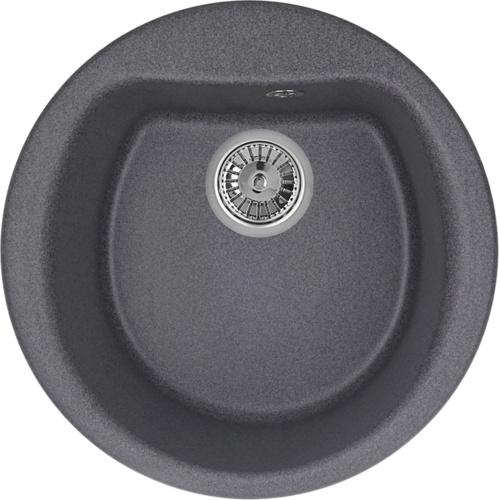 Врезная кухонная мойка Granula 5101 50х55см