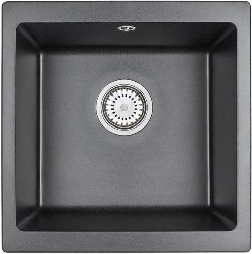 Врезная кухонная мойка Granula 4451 45х46см