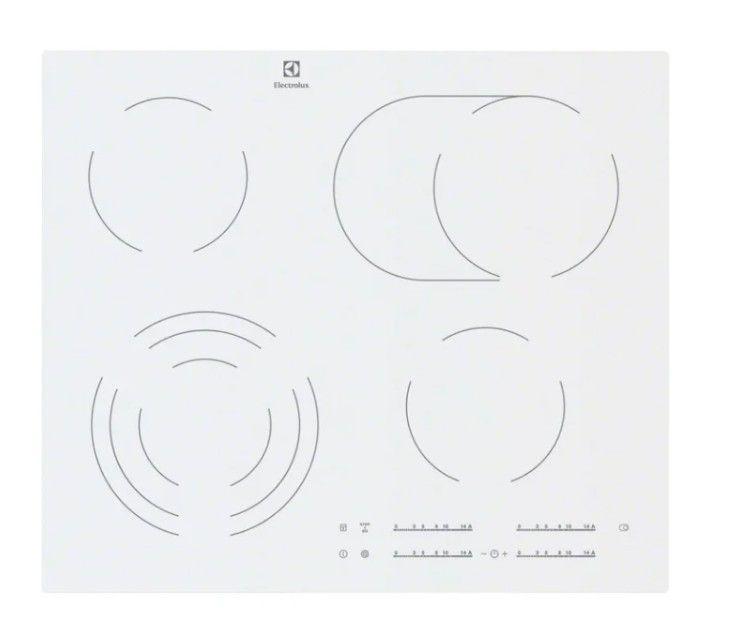 Электрическая варочная панель Electrolux EHF 96547 IW