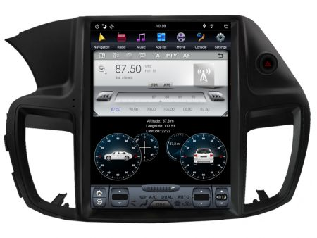 Witson Honda Accord 2012-2017 (TZ1251X)