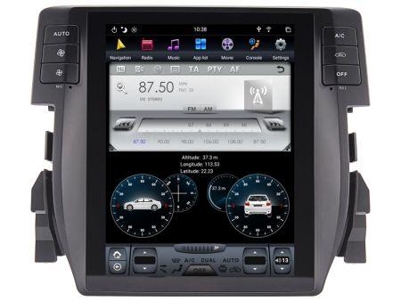 Witson Honda Civic 2015-2020 (TZ1006X)