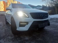 Прокат внедорожника Mercedes ML в Москве