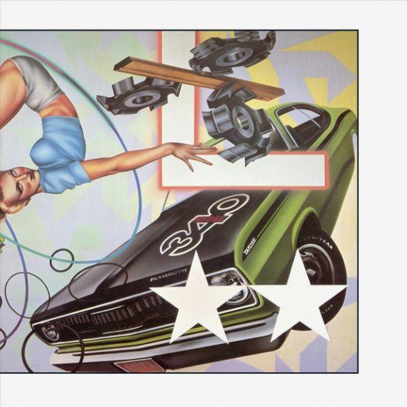 The Cars 1984-Heartbeat City (2018)