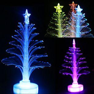 Светящаяся LED елочка, 32 см