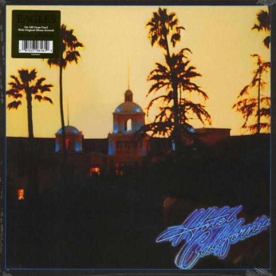 Eagles 1974-Hotel California (2014)