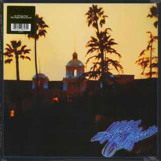 Eagles 1974-Hotel California (2014)