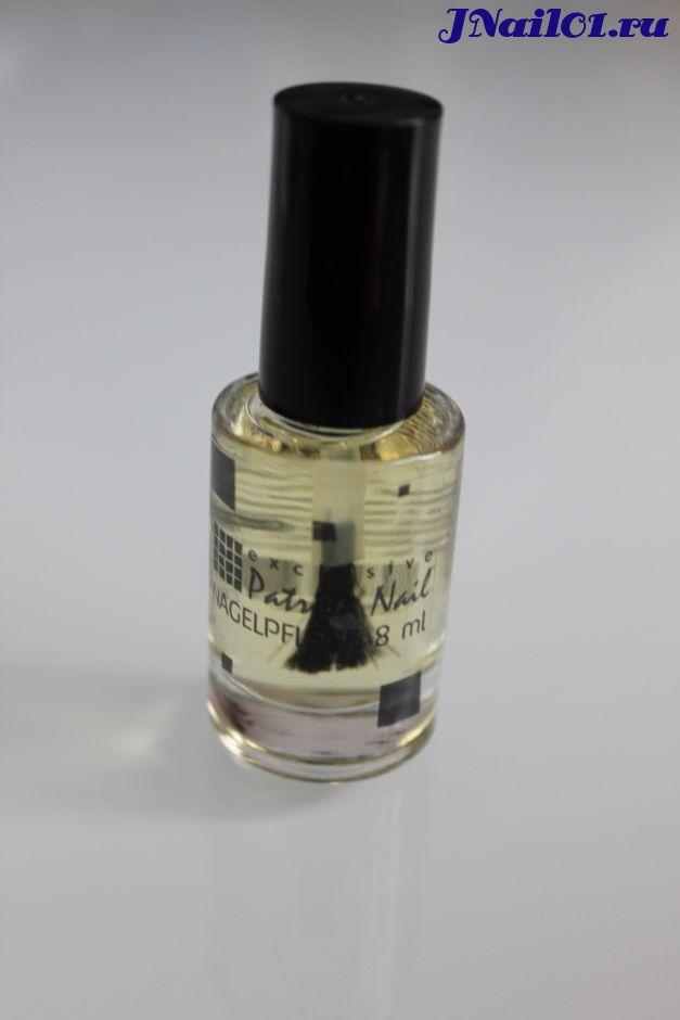 Patrisa Nail, Питательное средство для ногтей с экстрактом бамбука 8 мл