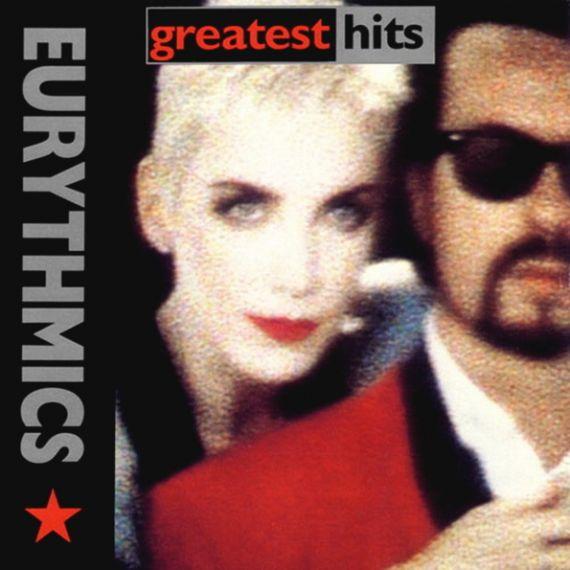Eurythmics 1991-Greatest Hits (2017) 2LP