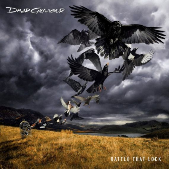 David Gilmour 2015-Rattle That Lock