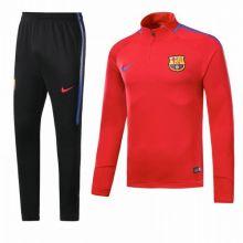 Футбольный тренировочный костюм Барселона