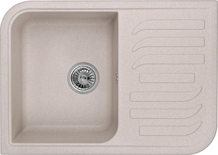 Врезная кухонная мойка Granula 7001 69.5х49.5см