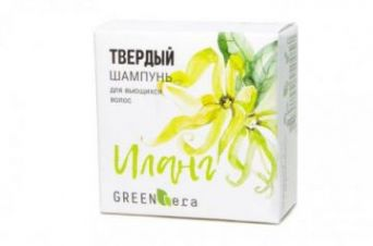 Green Era Твердый шампунь Иланг, для кудрявых волос