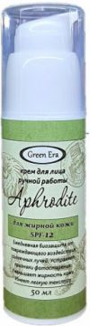 Green Era Крем для лица серии Aphrodite, SPF-12 для жирной кожи