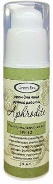 Green Era Крем для лица серии Aphrodite, SPF-12 для нормальной кожи