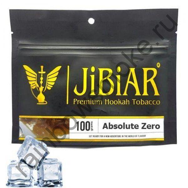 Jibiar 100 гр - Absolute Zero (Абсолютный Ноль)