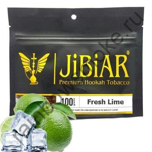 Jibiar 100 гр - Fresh Lime (Свежий Лайм)
