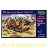 105-мм самоходная гаубица М7