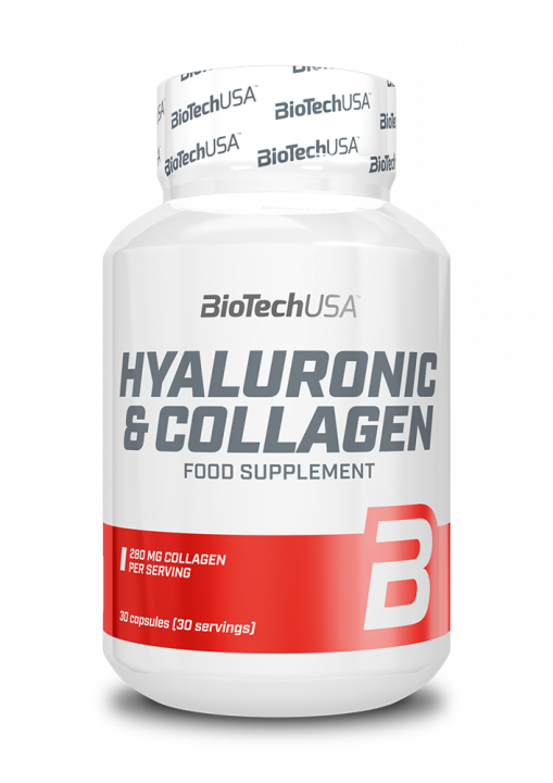 BioTechUSA - Hyaluronic & Collagen