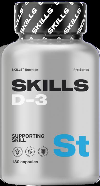 SKILLS - Vitamin D3 600 iu