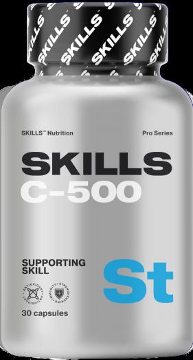 SKILLS - Vitamin C 500mg