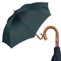 Зонт-трость Pasotti Esperto Chestnut Strong Dark Green