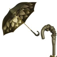 Зонт-трость Pasotti Oliva Georgin Pelle