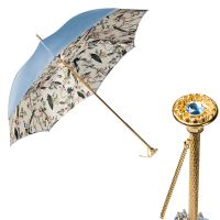 Зонт-трость Pasotti Sky Foresta Bells