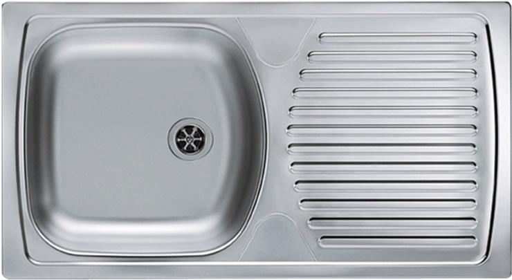 Врезная кухонная мойка ALVEUS Basic 170 78х43.5см арт. 1084499