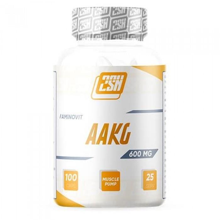 Аргинин 2SN AAKG 600 mg 100 caps
