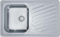 Врезная кухонная мойка ALVEUS Elegant 30 81х51см