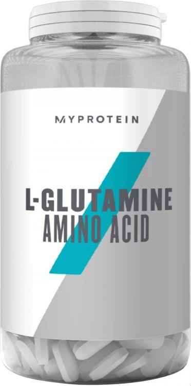L-глютамин Myprotein 250 таблеток