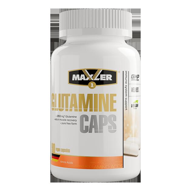 Glutamine Caps Maxler 90 caps