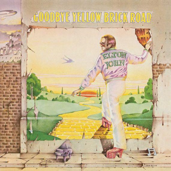 Elton John - Goodbye Yellow Brick Road 1971 (2014) 2LP