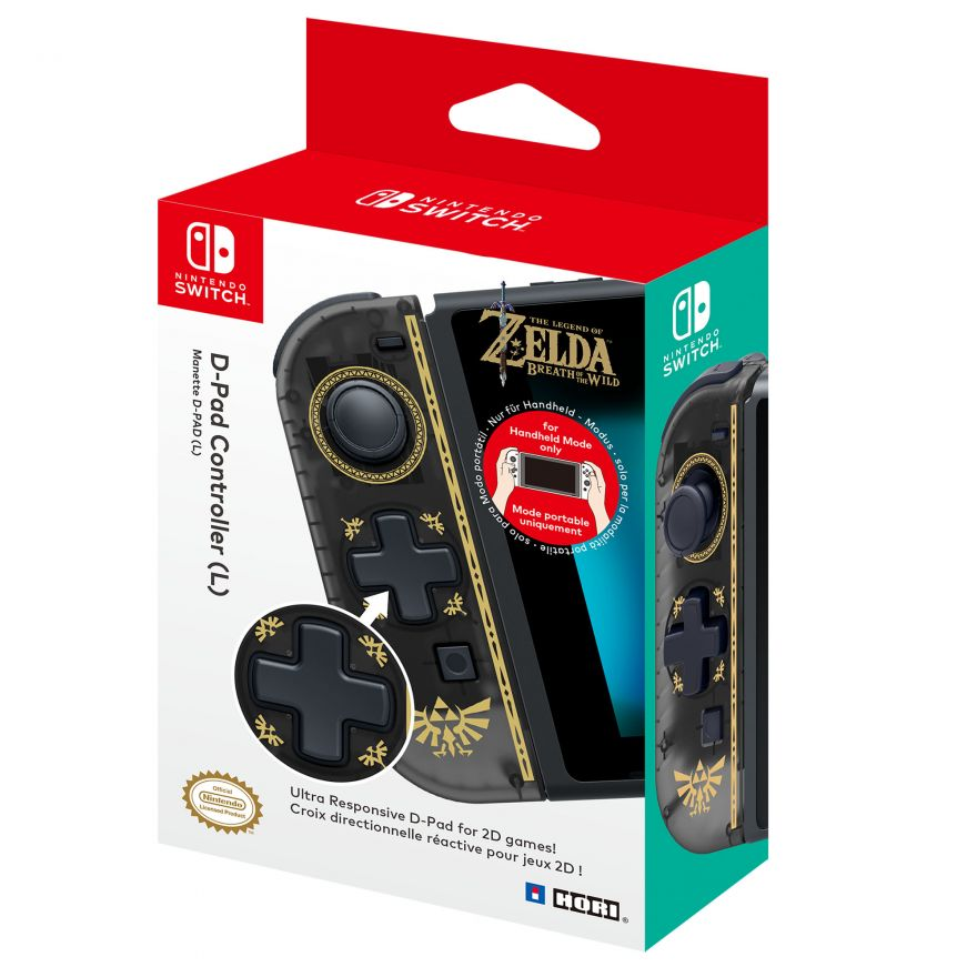 D-Pad controller (L) (Zelda) (NSW-119E) (Nintendo Switch)
