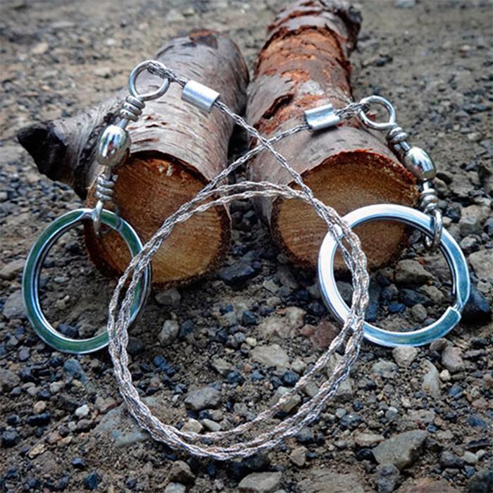 Туристическая походная пила Wire Saw