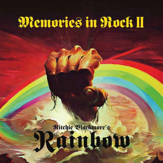 Ritchie Blackmore's Rainbow 2018-Memories In Rock II (3LP)