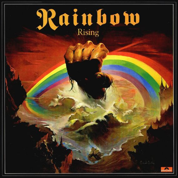 RAINBOW Rising 1976 (2014)