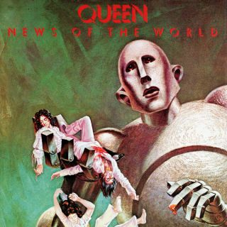 Queen 1977-News Of The World (2009) US